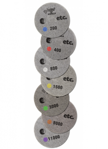 tools for polished concrete